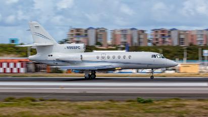 N865PC - Private Dassault Falcon 50EX