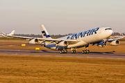OH-LQB - Finnair Airbus A340-300 aircraft
