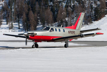 N762RS - Private Socata TBM 700