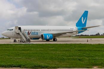 9H-AJW - FlyVista Boeing 737-300