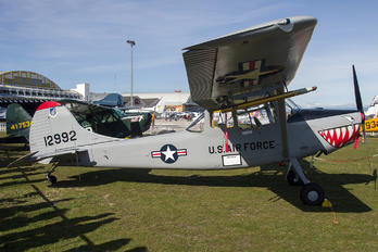 EC-MAB - Private Cessna L-19/O-1 Bird Dog