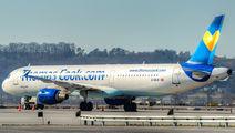 G-DHJH - Thomas Cook Airbus A321 aircraft