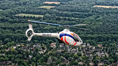 PH-HCC - Helicentre Guimbal Hélicoptères Cabri G2