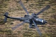 - - UK - Army Air Corps Boeing AH-64D Apache aircraft