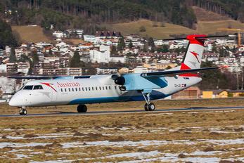 OE-LGI - Tyrolean Airways de Havilland Canada DHC-8-400Q Dash 8