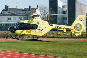 EC-ITJ - Spain - Government Eurocopter EC135 (all models)