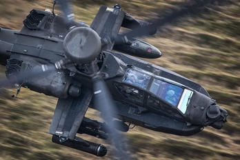 - - UK - Army Air Corps Boeing AH-64D Apache