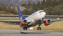 SE-DNX - SAS - Scandinavian Airlines Boeing 737-600 aircraft