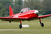 G-BBMZ - Private de Havilland Canada DHC-1 Chipmunk aircraft