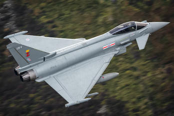 ZK315 - Royal Air Force Eurofighter Typhoon FGR.4