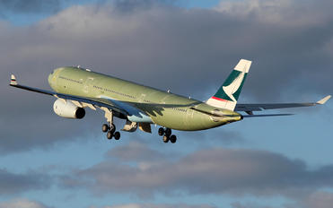 F-WWKN - Cathay Pacific Airbus A330-300