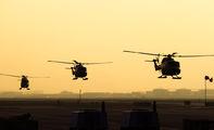 - - UK - Army Air Corps Westland Lynx AH.7 aircraft