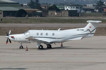 HB-FWB - Private Pilatus PC-12