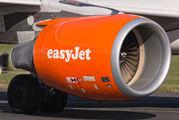 G-EZWP - easyJet Airbus A320 aircraft