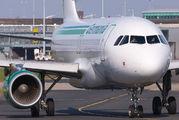D-ASTA - Germania Airbus A319 aircraft
