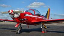 "ST-27 - Belgium - Air Force ""Les Diables Rouges"" SIAI-Marchetti SF-260 aircraft"