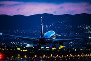 JA77AN - ANA - All Nippon Airways Boeing 737-800 aircraft