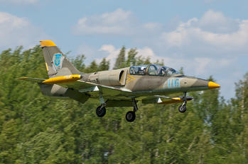 116 BLUE - Ukraine - Air Force Aero L-39C Albatros