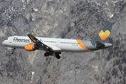 G-TCDZ - Thomas Cook Airbus A321 aircraft