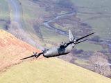 ZH867 - Royal Air Force Lockheed Hercules C.4 aircraft
