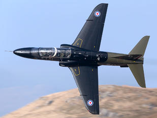 XX350 - Royal Air Force British Aerospace Hawk T.1/ 1A