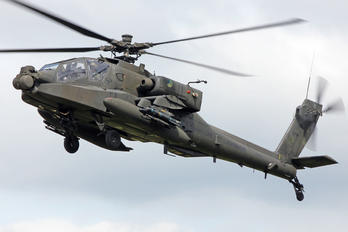 Q-15 - Netherlands - Air Force Boeing AH-64D Apache
