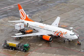 PR-GOR - GOL Transportes Aéreos  Boeing 737-700