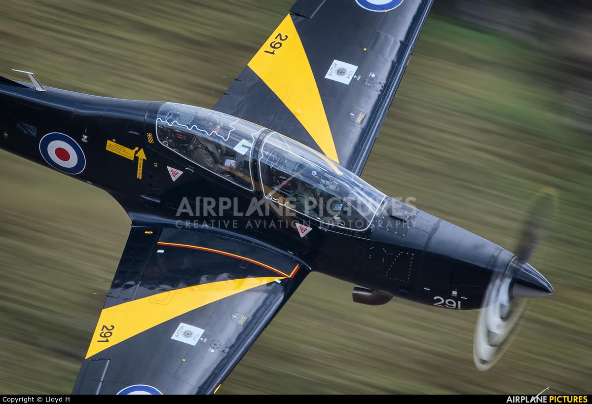 Zf291 royal air force short 312 tucano t 1 at for Chambre a air 312 x 52 250