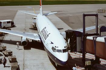 G-BGDK - British Airways Boeing 737-200