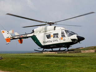 HU.22-04 - Spain - Guardia Civil MBB BK-117