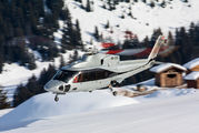 HB-ZSQ - Private Sikorsky S-76 aircraft