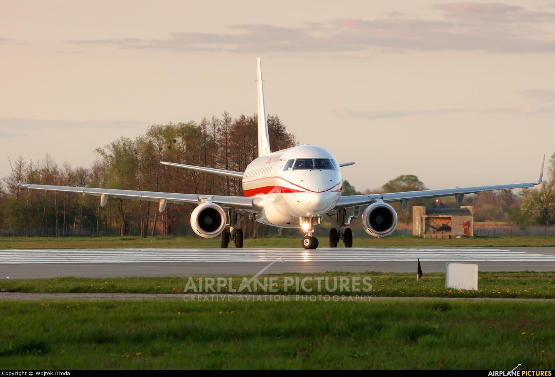 Poland - Government SP-LIH aircraft at Wrocław - Copernicus