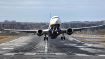 EI-EFY - Ryanair Boeing 737-800 aircraft