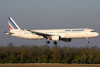 F-GTAL - Air France Airbus A321