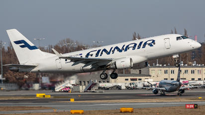OH-LEK - Finnair Embraer ERJ-170 (170-100)