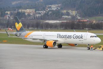 G-TCDH - Thomas Cook Airbus A321