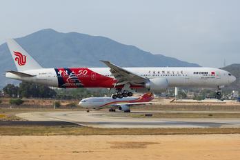 B-2047 - Air China Boeing 777-300ER
