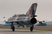 6840 - Romania - Air Force Mikoyan-Gurevich MiG-21 LanceR C aircraft