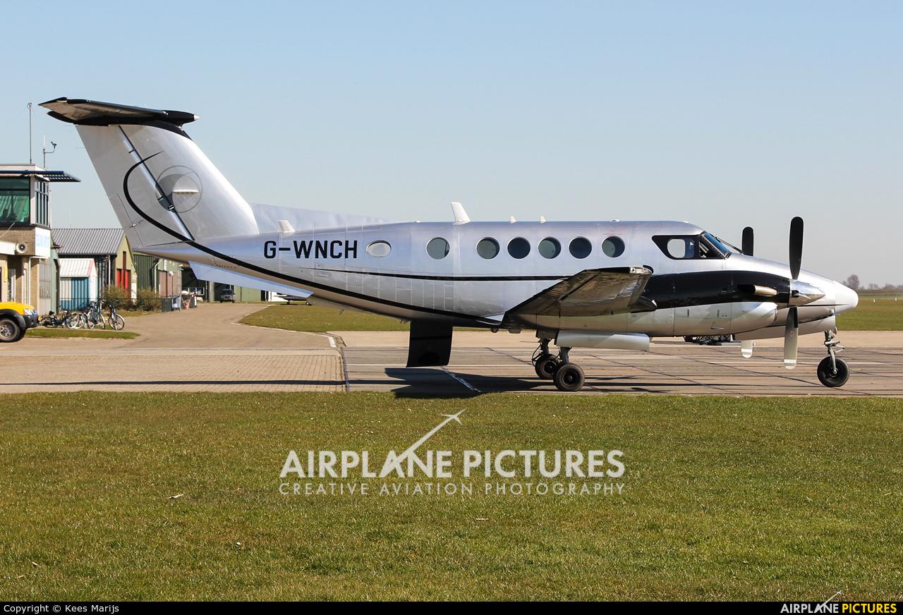 Synergy Aircraft Leasing G-WNCH aircraft at Middelburg - Midden Zeeland