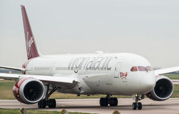G-VAHH - Virgin Atlantic Boeing 787-9 Dreamliner