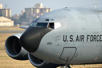 59-1459 - USA - Air Force Boeing KC-135R Stratotanker
