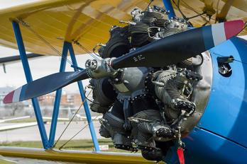 EC-FNM - Fundación Infante de Orleans - FIO Boeing Stearman, Kaydet (all models)