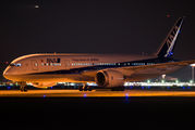 JA832A - ANA - All Nippon Airways Boeing 787-8 Dreamliner aircraft