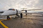 YL-BAE - Air Baltic de Havilland Canada DHC-8-400Q / Bombardier Q400 aircraft