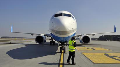 SP-ENZ - Enter Air Boeing 737-800