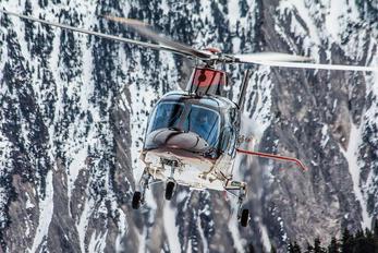 F-GSNS - Skycam Helicopters Agusta / Agusta-Bell A 109SP