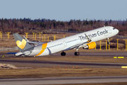 OY-TCH - Thomas Cook Scandinavia Airbus A321 aircraft