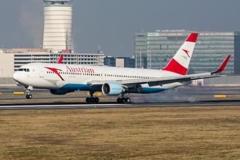 OE-LAE - Austrian Airlines/Arrows/Tyrolean Boeing 767-300ER