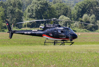 HB-ZGT - Eliticino Eurocopter AS350 Ecureuil / Squirrel