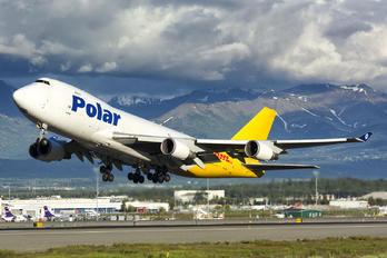 N452PA - Polar Air Cargo Boeing 747-400F, ERF